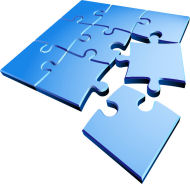 image of puzzle pieces